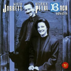 Keith Jarrett:Bach Sonatas